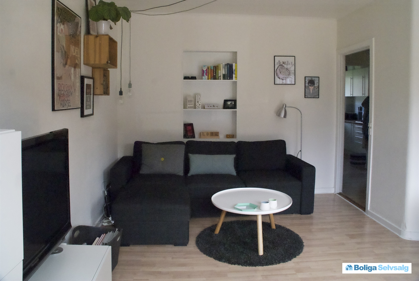 Sundbyvestervej 61, st. tv., 2300 København S - Lys, velholdt og ...