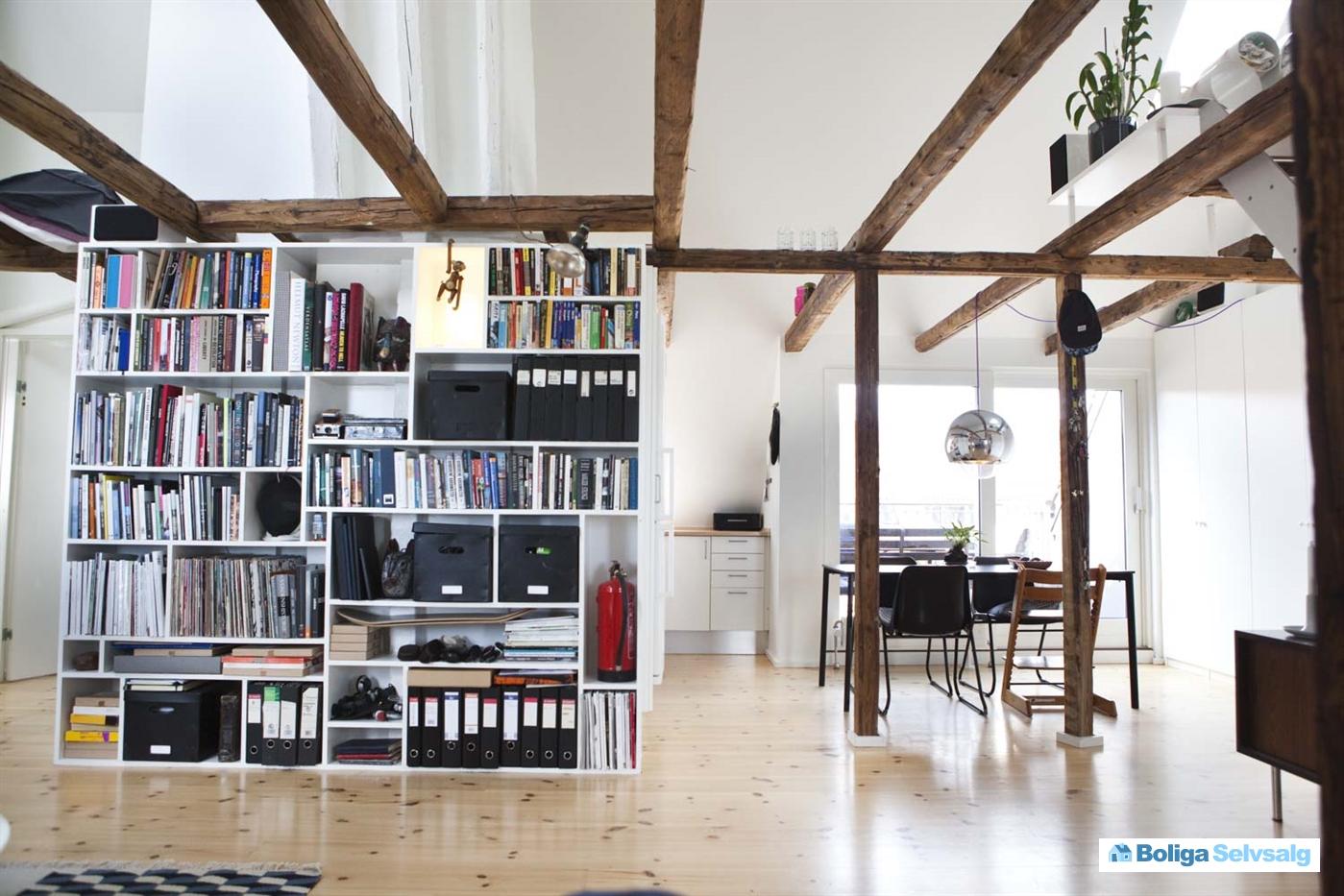 Ingerslevsgade 176, 5., 1705 københavn v   lys luftig penthouse m ...