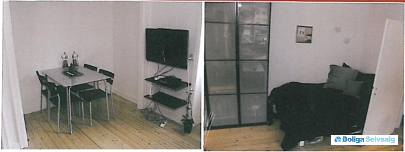 Frimestervej 44, 1. tv., 2400 københavn nv   rummelig 1 værelses ...