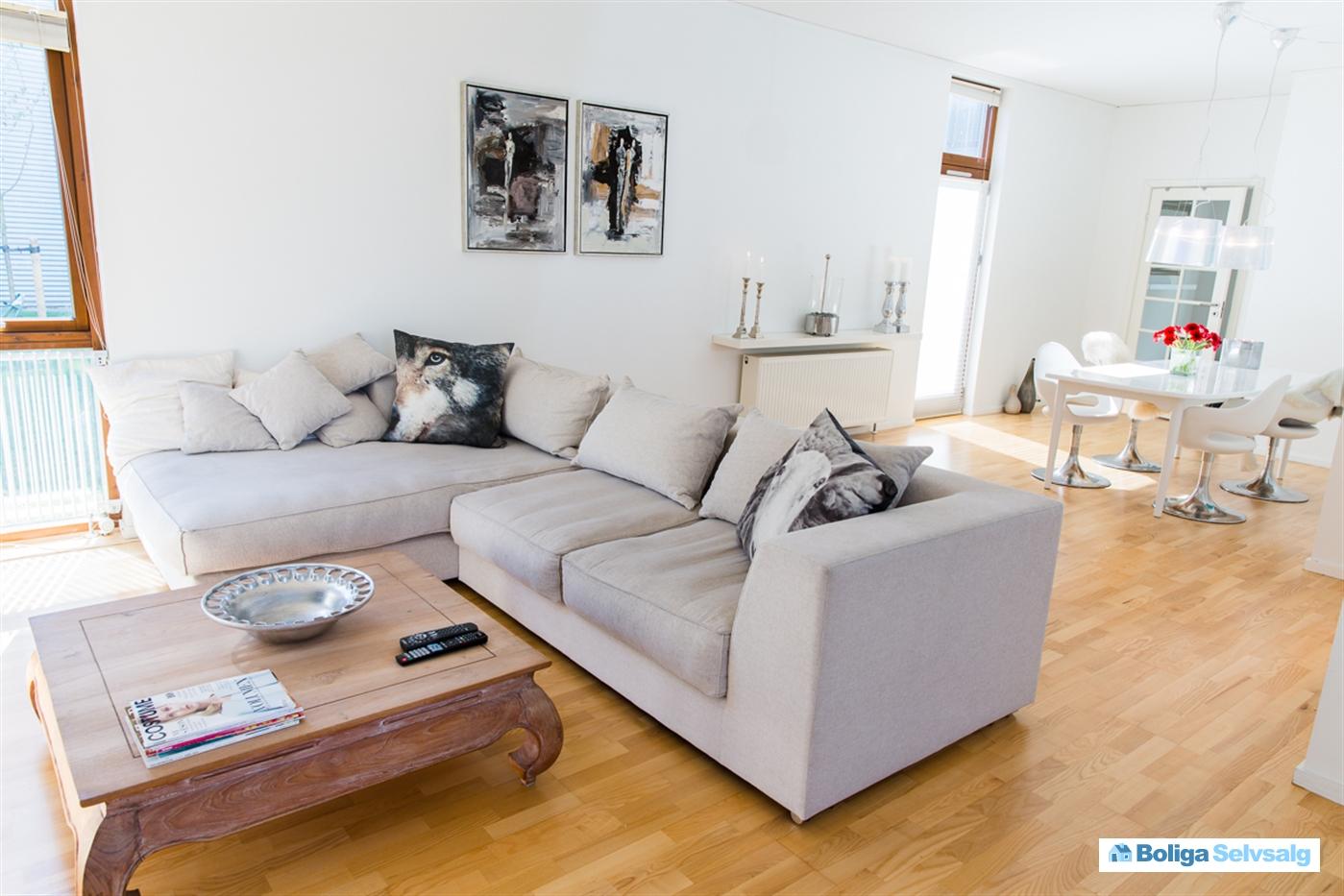 Morelhaven 6, st., 4600 Køge - Super lækker stue lejlighed med ...