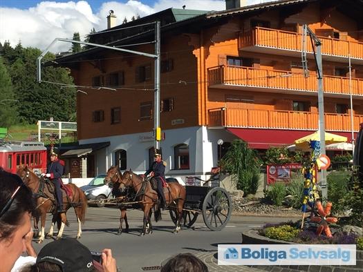 Route des Layeux 12, 2. tc., Villars-Sur-Ollon, Schweiz