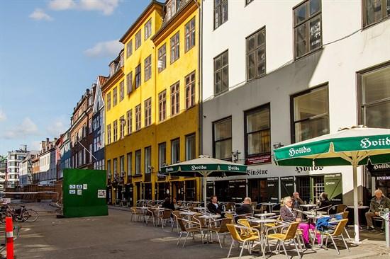 Lille Kongensgade 4, 2. tv