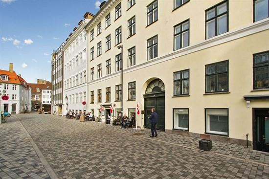 Hauser Plads 16C, st.
