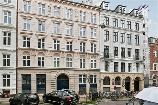 Herluf Trolles Gade 7, 2. tv
