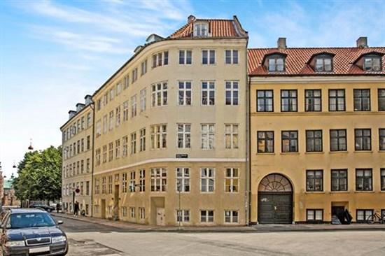 Rosenborggade 10, st. th