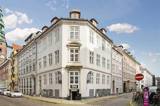 Dybensgade 24, st.