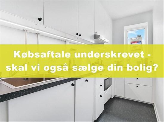 Æbeløgade 40, 2. th