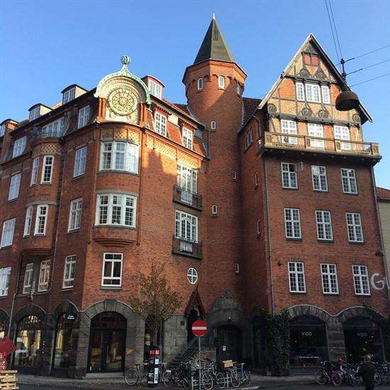 Ny Østergade 34, 1. th
