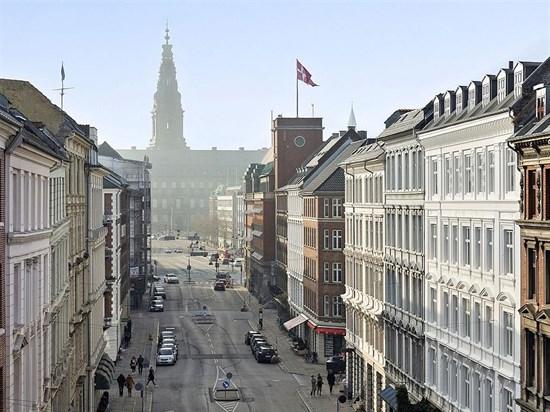 Cort Adelers Gade 1, 4. tv