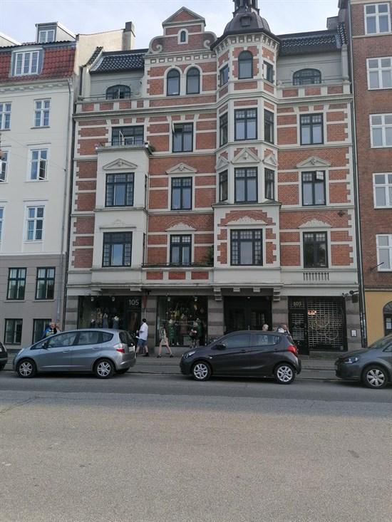 Gothersgade 105, 4. tv