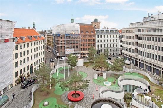 Hauser Plads 28, 5. tv