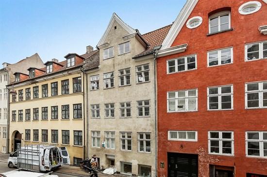 Sankt Gertruds Stræde 8B, 2. tv