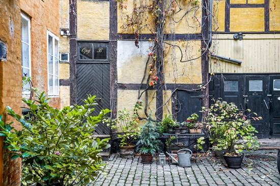 Sankt Gertruds Stræde 8B, 1. tv