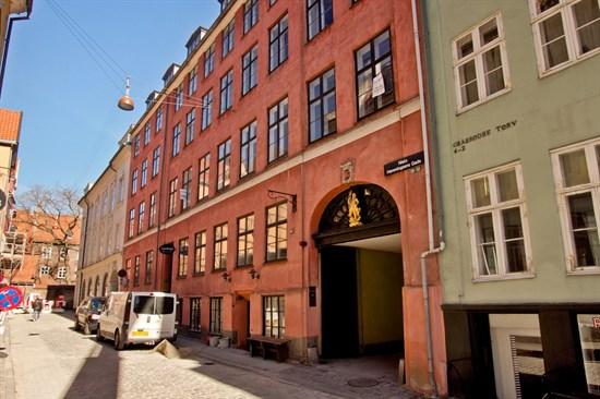Niels Hemmingsens Gade 32, 1. tv