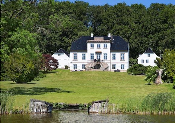 Christianelyst_ Home Charlottenlund