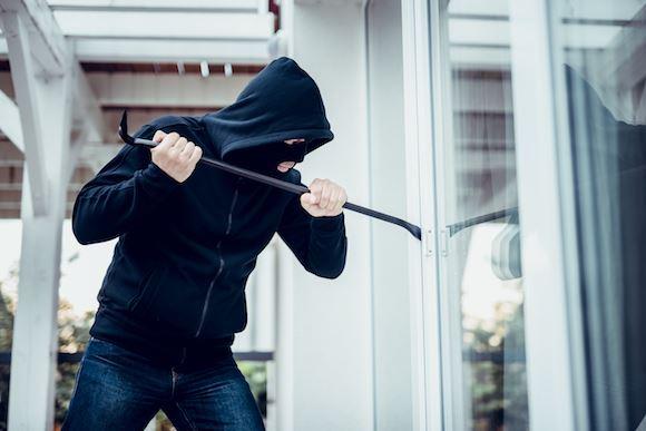Hvordan holder man indbrudstyven ude? Foto: iStock