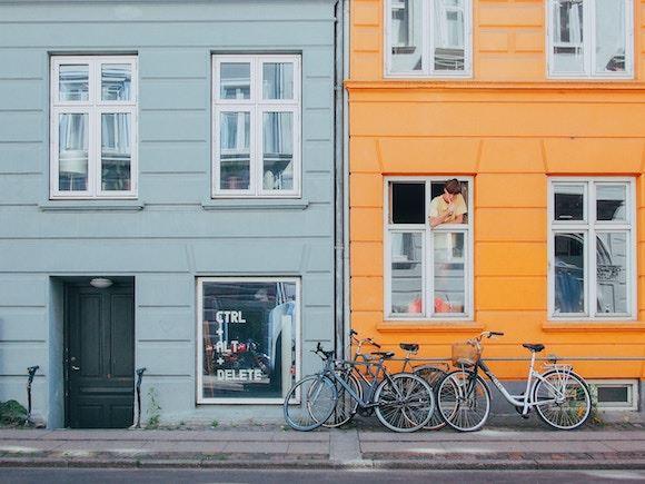 I det indre København er fire ud af ti lejligheder sat ned i pris. Foto: Carlo Villarica