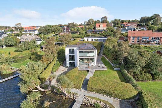 Mursten for mange millioner: Her er det dyreste hus i Nordjylland
