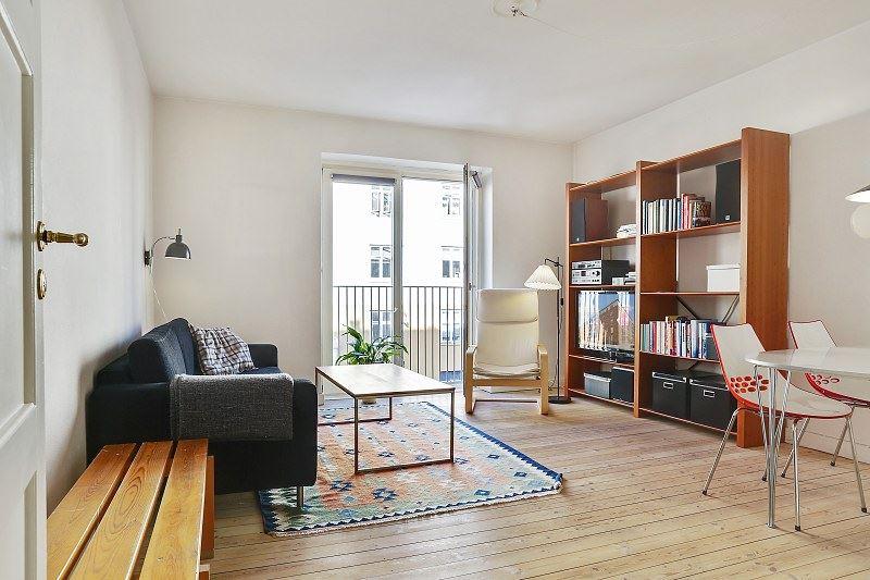 Hesseløgade 42, 1. 4., 2100 København Ø