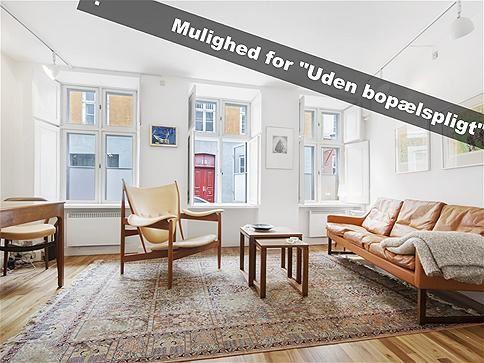 Teglgårdstræde 12, st.. tv., 1452 København K