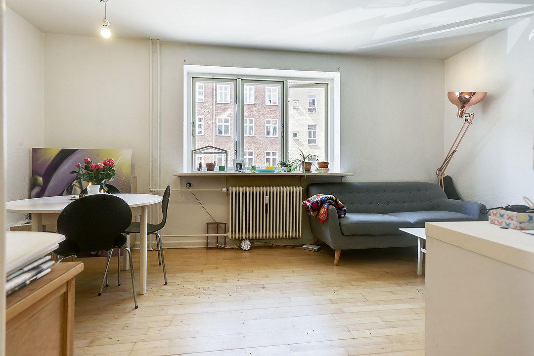 Hessensgade 41, 1. mf., 2300 København S