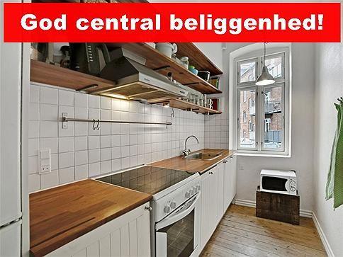 Steen Blichers Gade 21A, 1. tv, 8900 Randers C