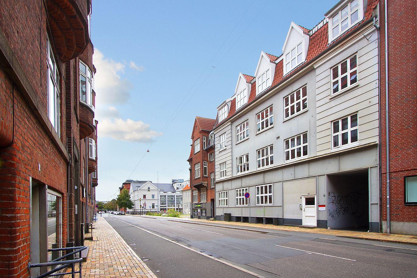 Klostervej 24B, 2. tv., 5000 Odense C