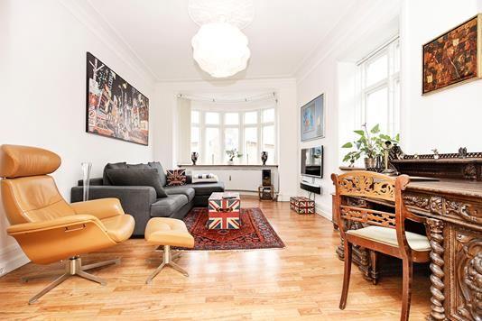 Sundholmsvej 27 3 TV, 2300 København S