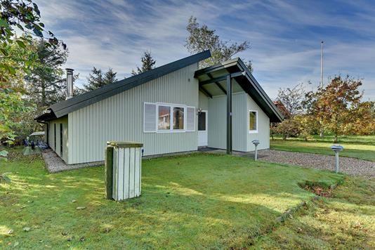 Bork Hytteby 152, Bork Havn, 6893 Hemmet