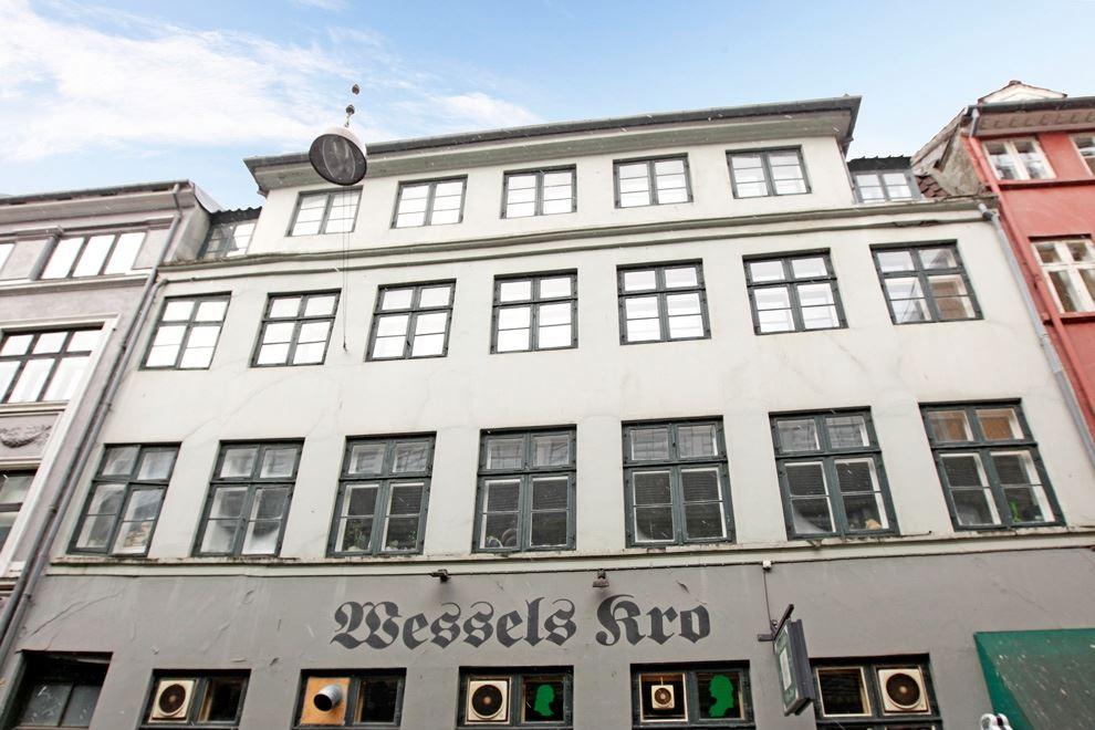 Sværtegade 7, 3., 1118 København K
