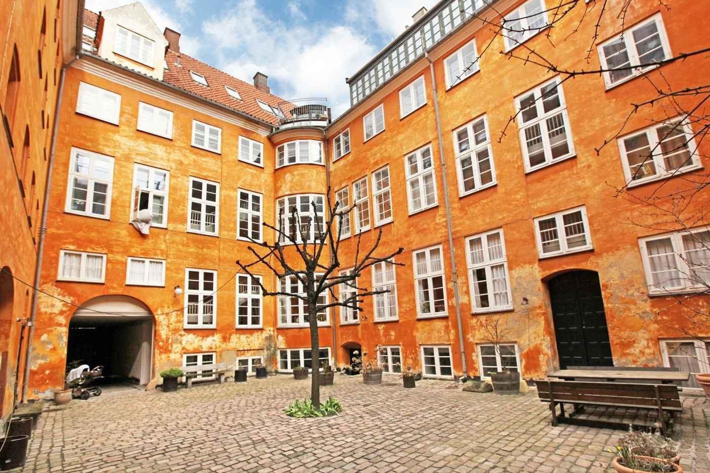 Sankt Annæ Gade 1B, 4. th., 1416 København K
