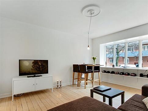 Parmagade 38  ST. TV., 2300 København S