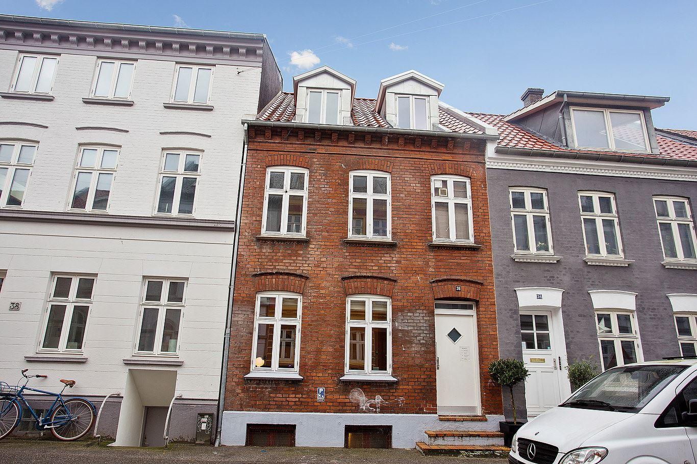 Bülowsgade 36  ST., 8000 Aarhus C