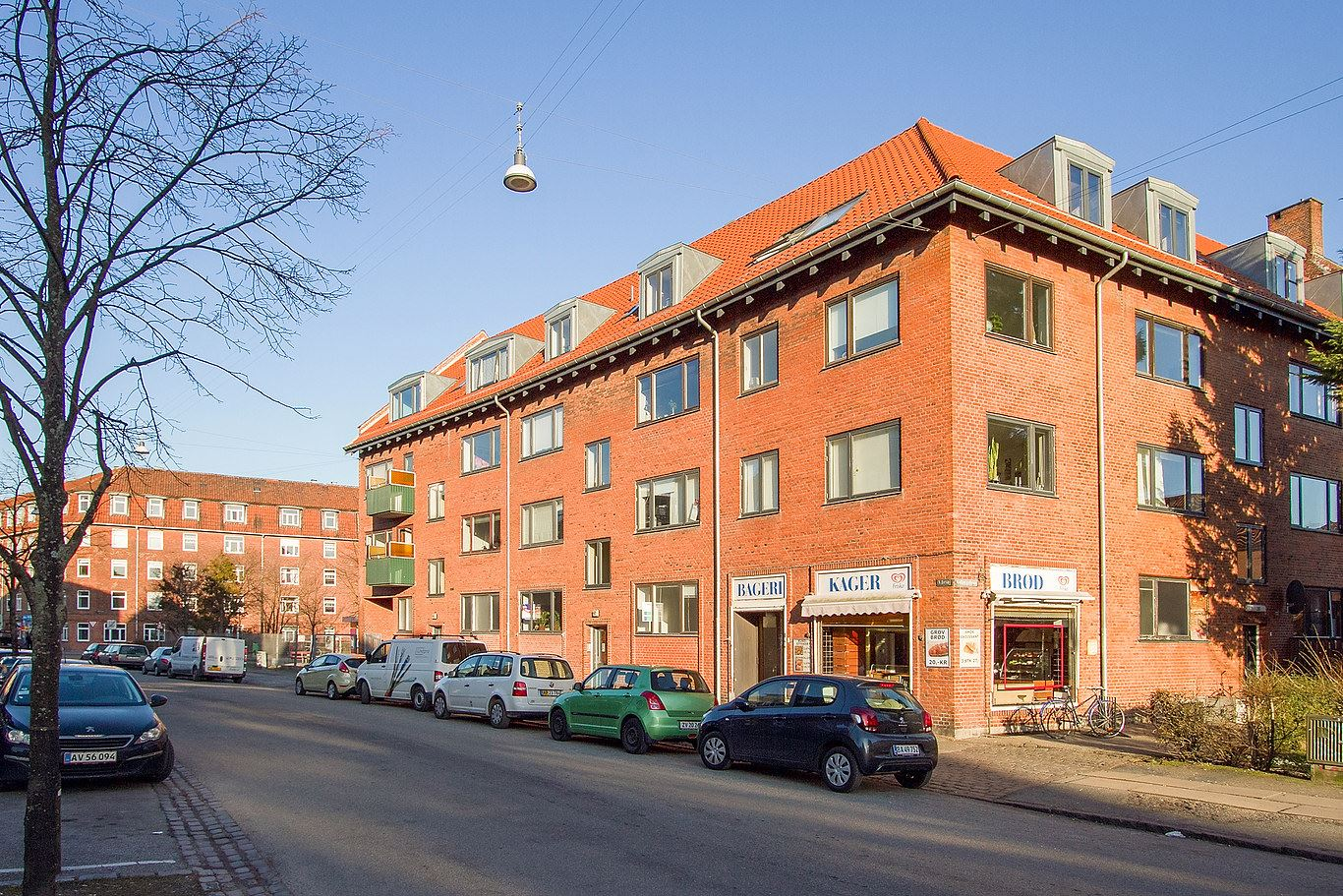 Vibevej 45, 1. tv, 2400 København NV