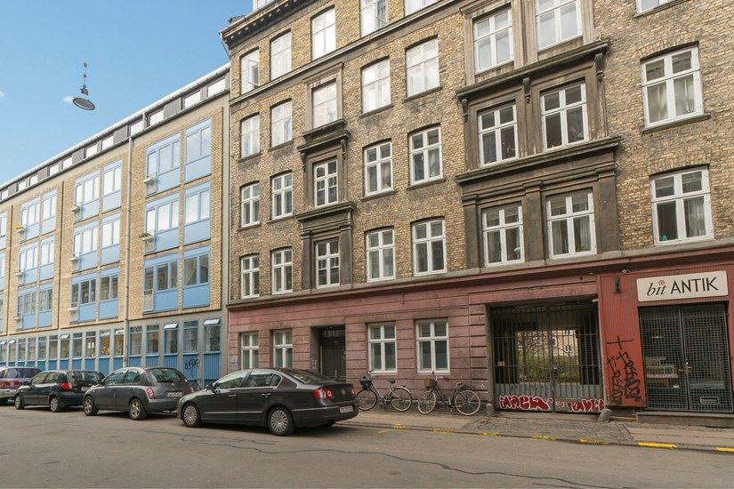 Prinsessegade 17A, st.. th., Christianshavn, 1422 København K