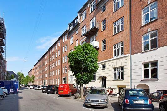 Frederiksvej 48  ST. TH., 2000 Frederiksberg