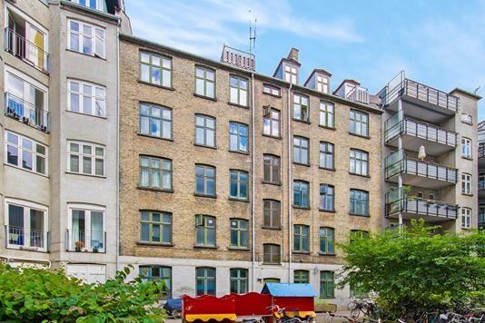 Sølvgade 101, ST. TH., 1307 København K