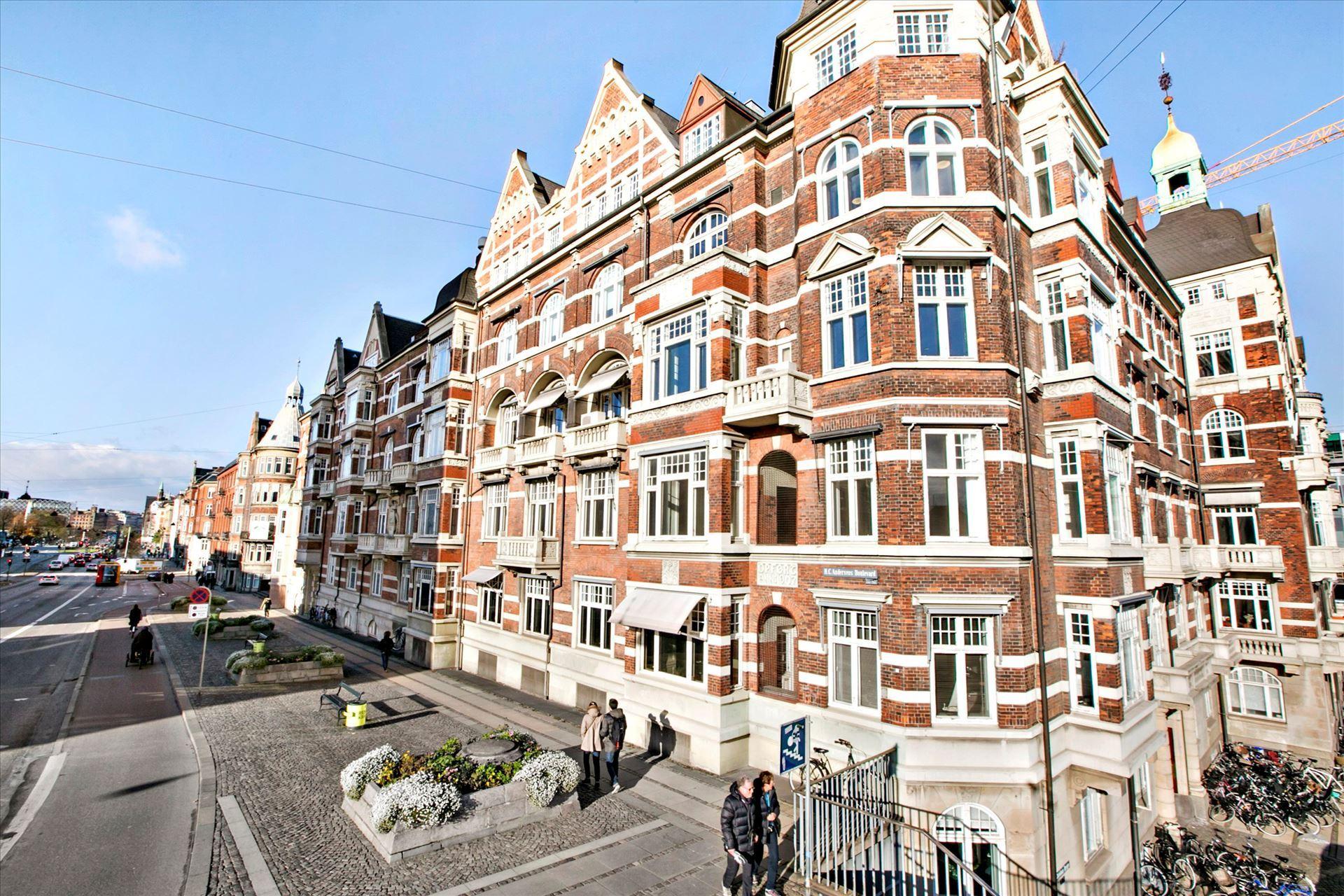 H.C. Andersens Boulevard 51, 3. TV, 1553 København V