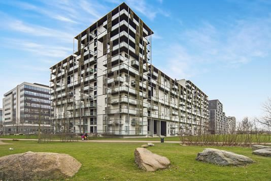 Edvard Thomsens Vej 69 8 4, 2300 København S