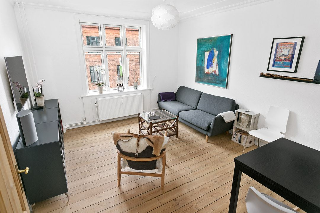 Marstalsgade 34, 4. tv., 2100 København Ø