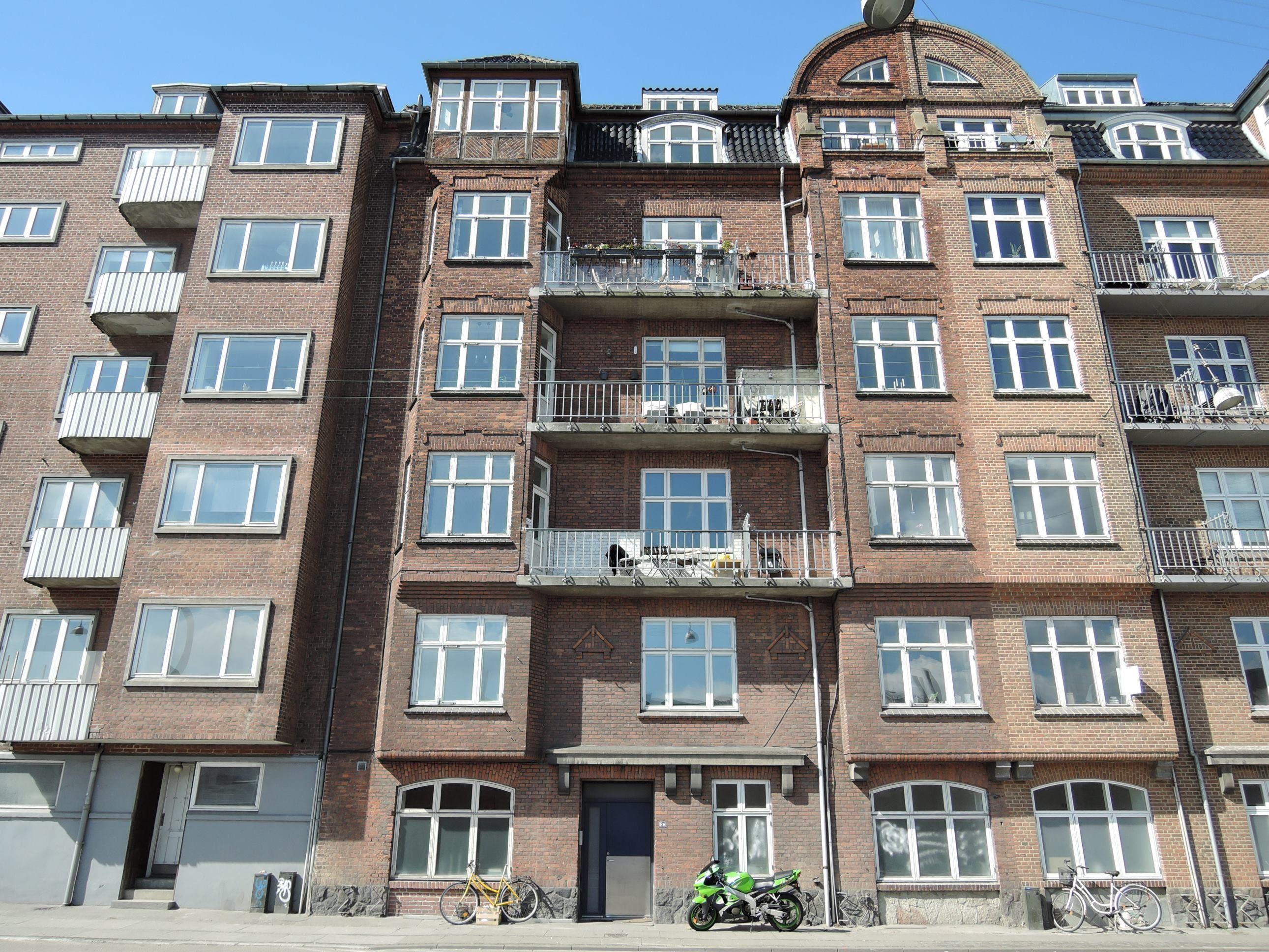 Strandvejen 8B  ST. TH., 8000 Aarhus C