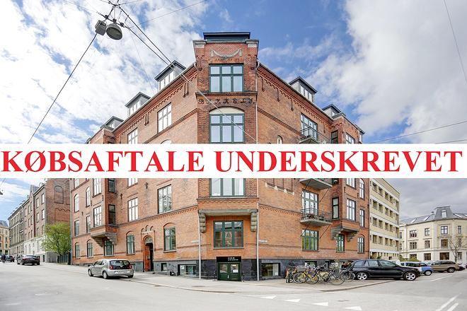 Rahbeks Alle 32, 4. tv, 1801 Frederiksberg C