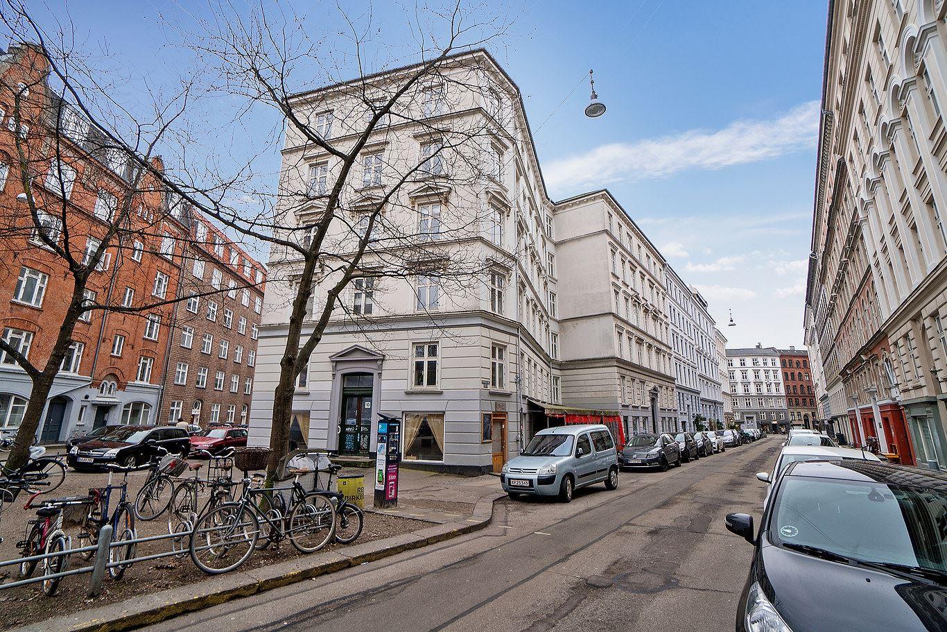 Birkegade 10, 5. tv., 2200 København N