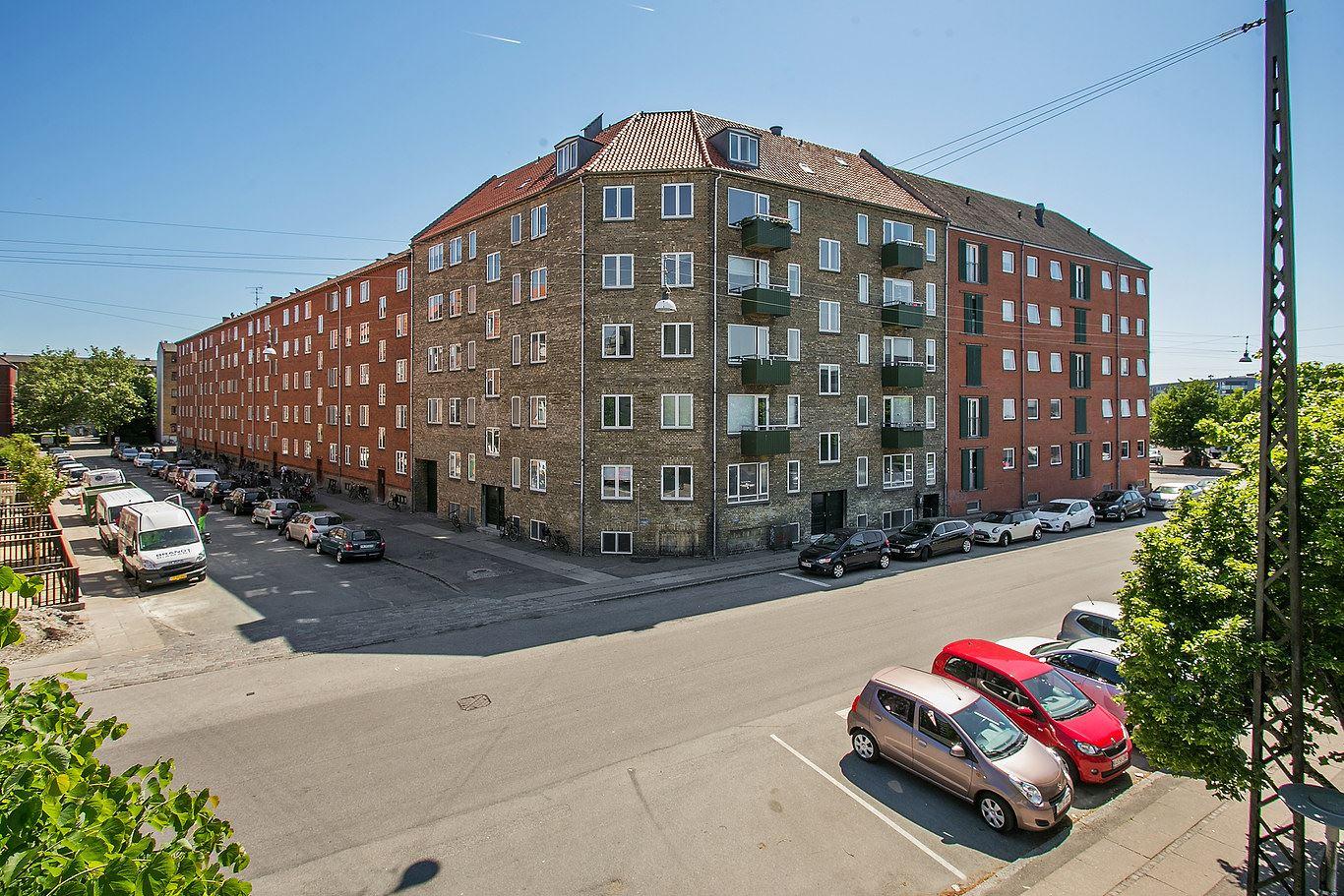 Mjøsensgade 13, 2. th., 2300 København S