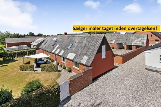 Lindegårdsvej 28, 8981 Spentrup