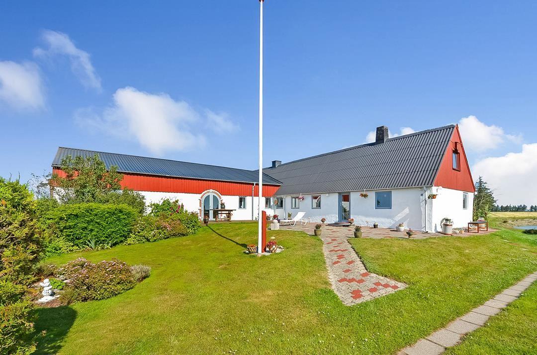 Damgårdvej 1, Sdr. Nissum, 6990 Ulfborg