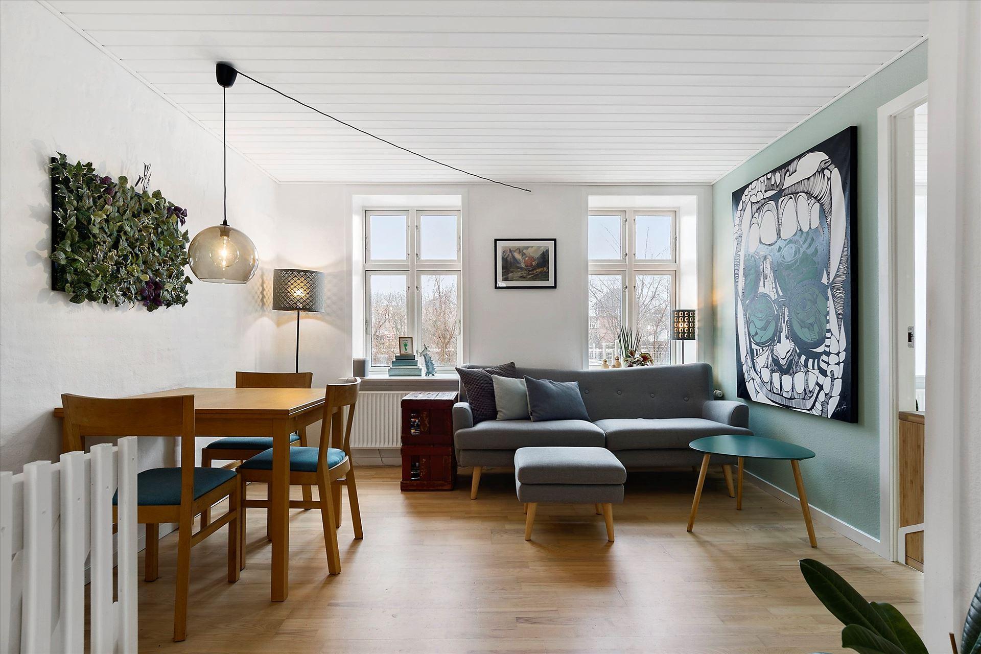 Kriegersvej 7  ST., 8000 Aarhus C