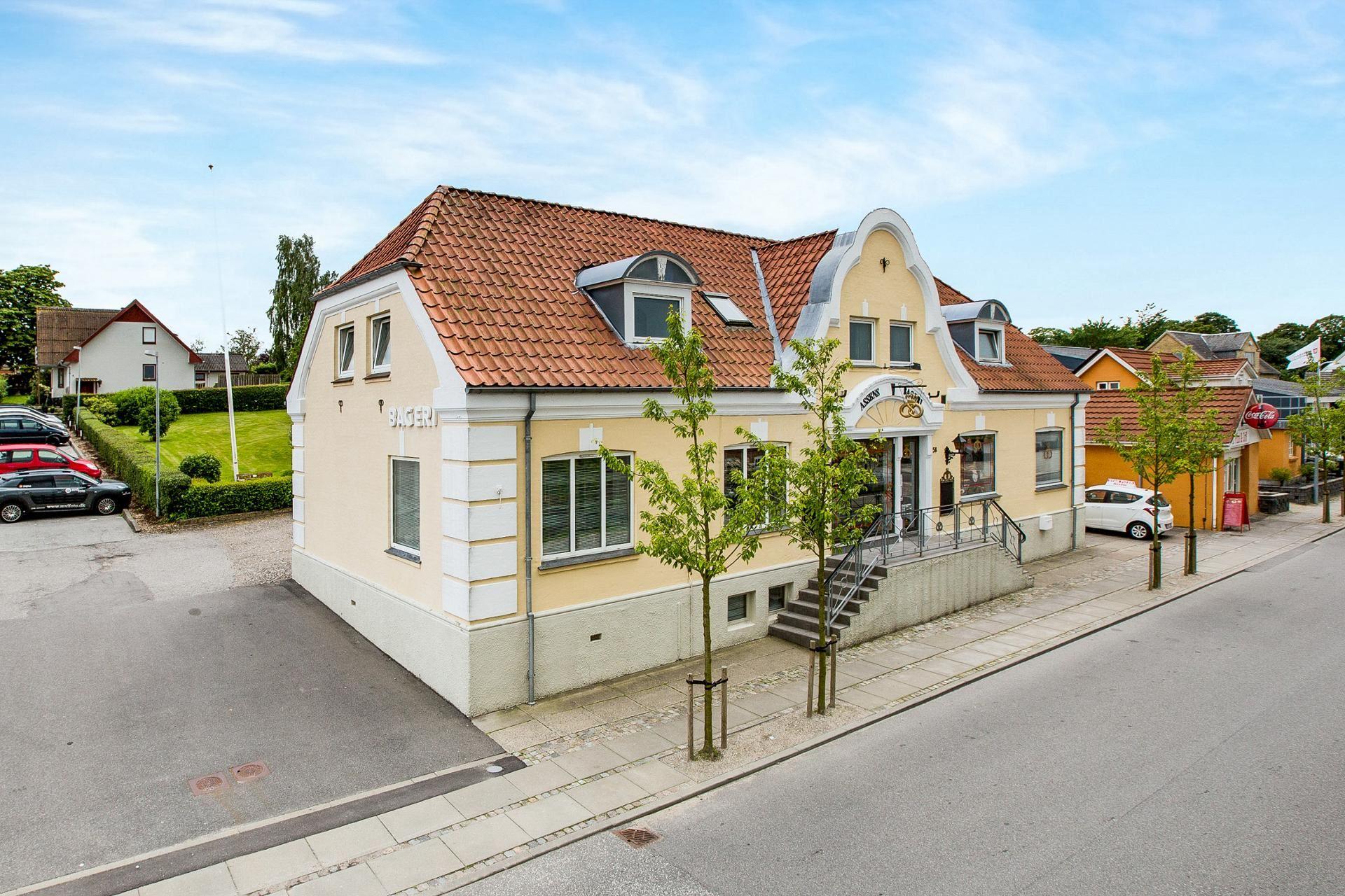 Storegade 58, Assens, 9550 Mariager