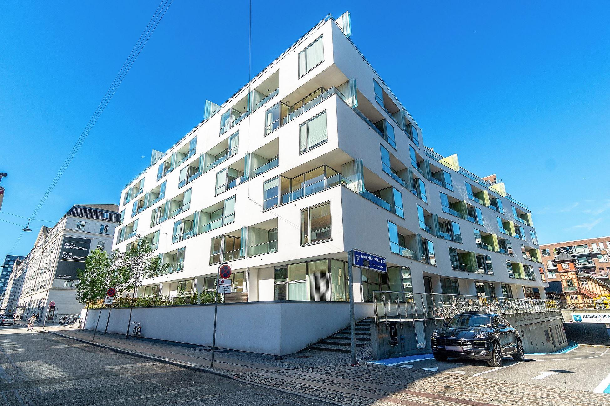 Amerika Plads 30B, 3. 1, 2100 København Ø