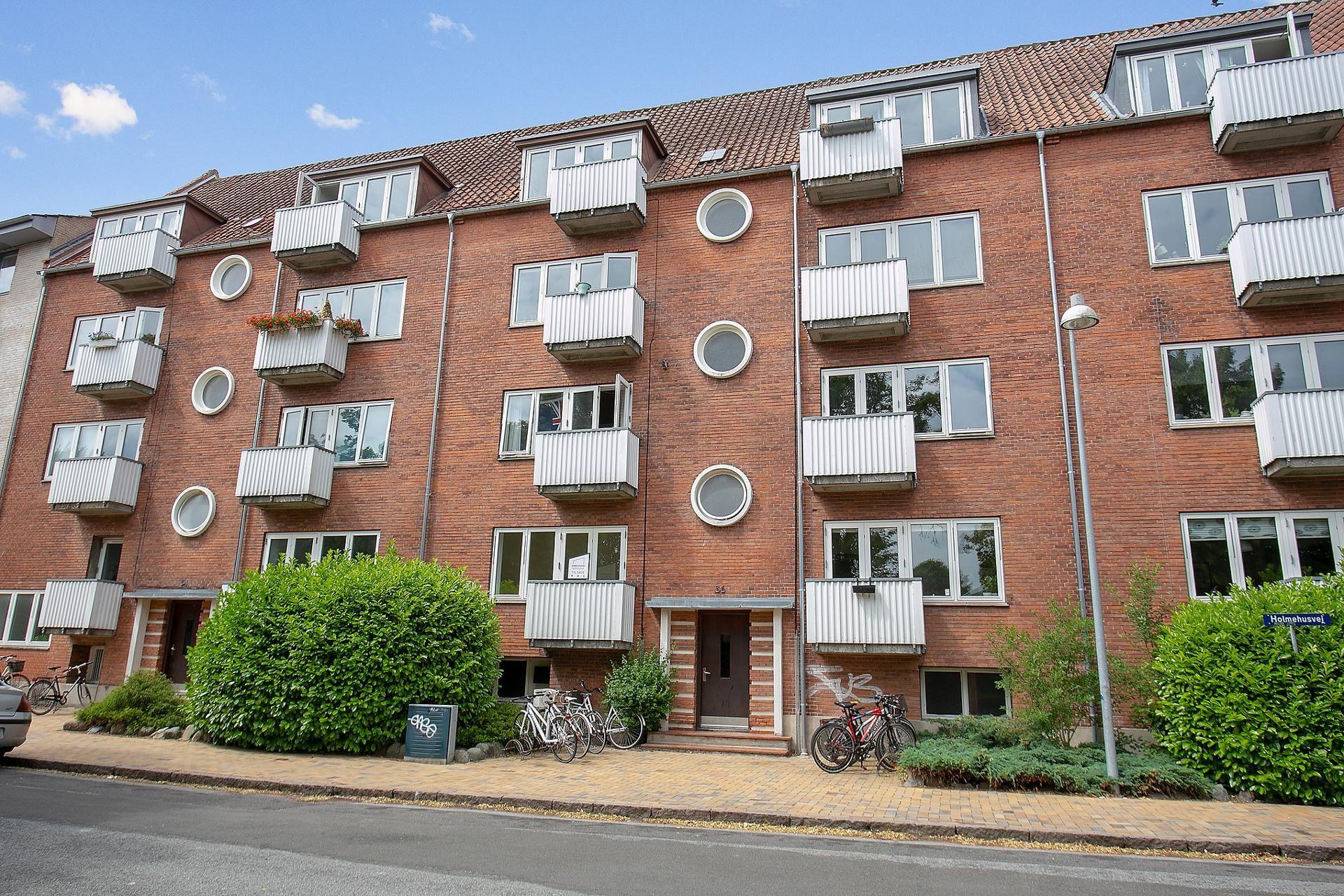 Holmehusvej 36, st. tv, 5000 Odense C